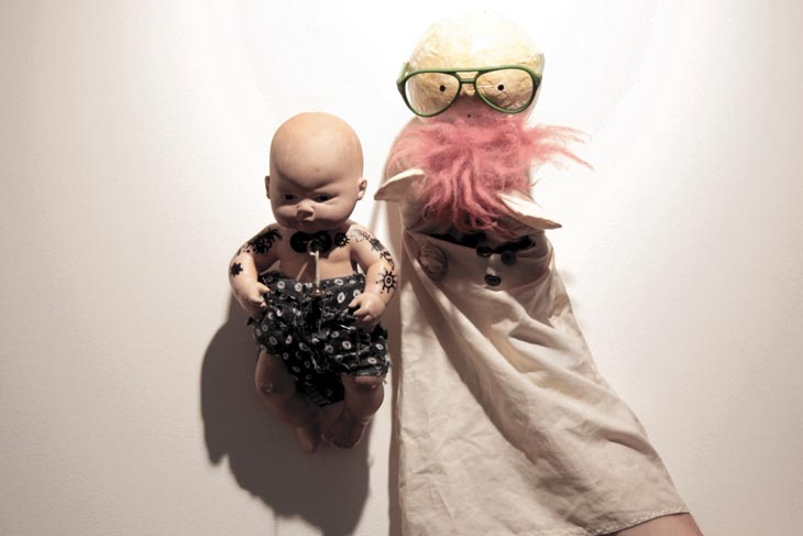 Photo of Caroline Chisholm School puppets