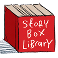 Logo for Story Box Library